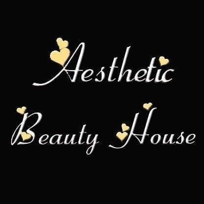Aesthetic Beauty House Brand Logo
