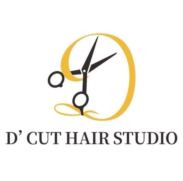D'Cut Hair Studio Brand Logo