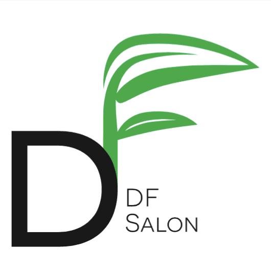 DF Salon Brand Logo