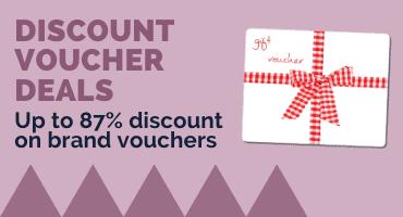 Discount Voucher Deals