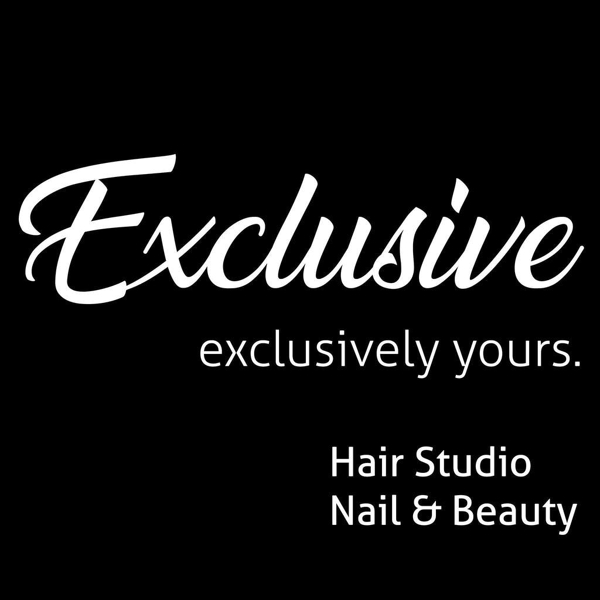 Exclusive Hair Studio Brand Logo