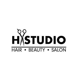 H Studio Salon Spa Brand Logo