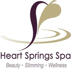 Heart Springs Spa Brand Logo