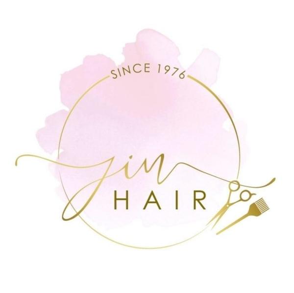 Jin Jin Hair Beauty Brand Logo