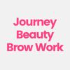 Journey Beauty Brow Work Brand Logo