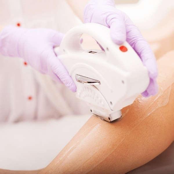 Large Area SHR Hair Removal by Skin Health Aesthetics (6 Session Plan) (First Trial)