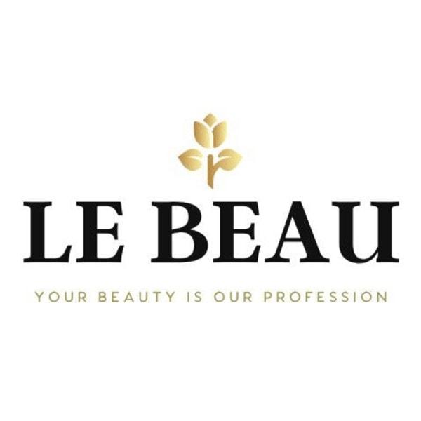Le Beau Spa Brand Logo