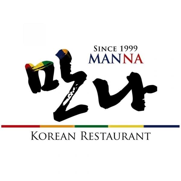 Manna Korean Restaurant logo