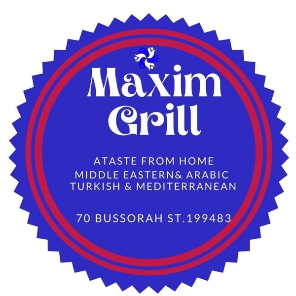 Maxim Grill Logo