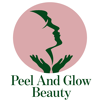 Peel and Glow Beauty Brand Logo