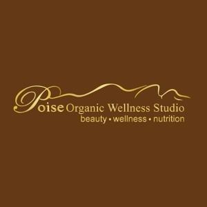 Poise Organic Wellness Studio Brand Logo