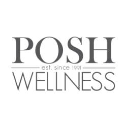 Posh Wellness Brand Logo