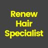 Renew Hair Specialist logo