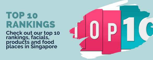 Top 10 Rankings Bar - Desktop
