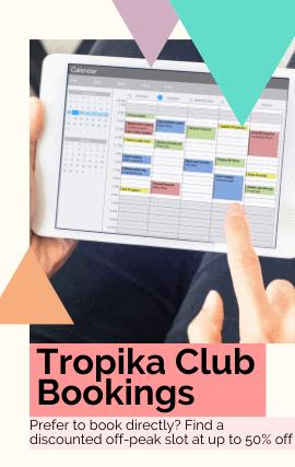 Tropika Club Deals - Shop Side 1