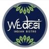 WE Desi Indian Bistro Logo