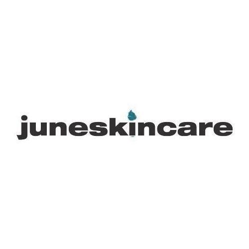 June Skin Care Brand Logo